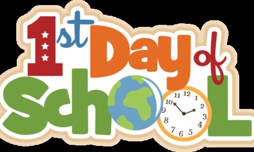1st School Day Logistics & Orientation Schedules (Academic Year 2018/2019)