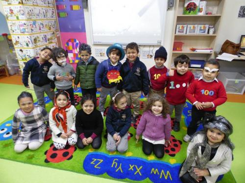 The 100th day of school (1)